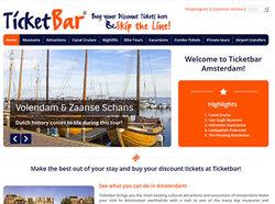 Maatwerk B2C Webshopplatform voor Internationale Ticketwebshop