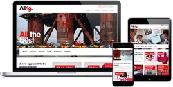 Online Marketing en Website Conversie Optimalisatie voor Allrig uit Langedijk