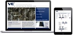 Lead Generating Website voor Fabrikant van Afsluiters Valves Enterprise
