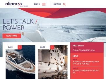 Nieuw merk: Aliancys